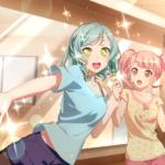 【ガルパ】紗夜×日菜が尊い!今回の一番の見所って氷川姉妹の会話じゃないか?