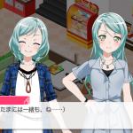 【ガルパ】二人のプロフィール見ると「やっぱり姉妹なんだなぁ」って思う