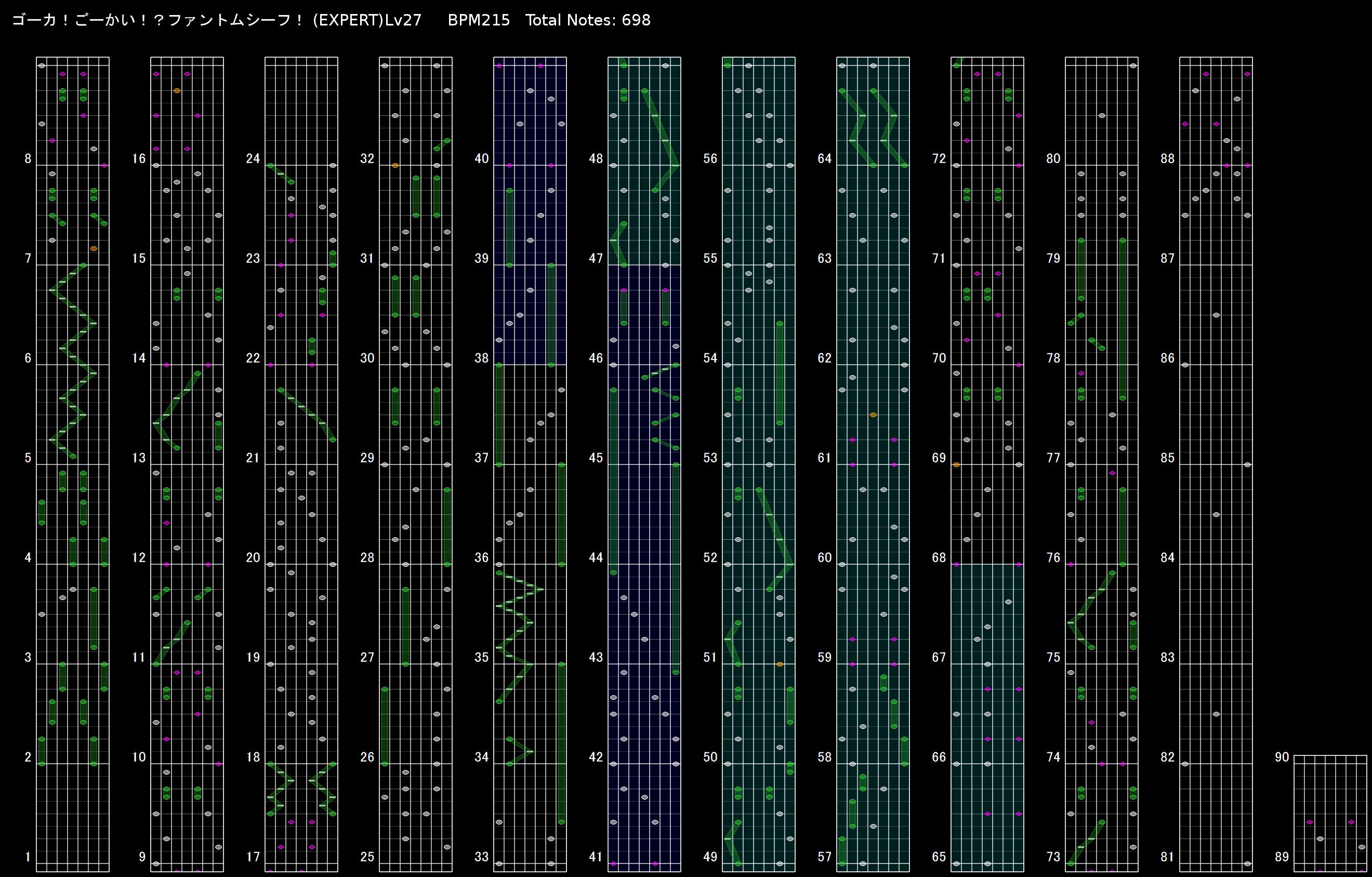 プレイ バンドリ 方法 譜面 創作