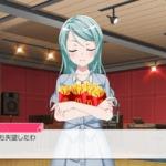 【ガルパ】大事そうにポテトを抱える紗夜さんが愛おしいwww(※コラ画像)