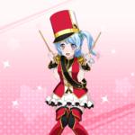 【ガルパ】今気付いんだけど、クリスマス衣装の花音さんってサイドテールが普段と反対側なんだな(※画像)