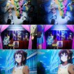 【バンドリ!】アニメ8話のハロハピを簡単に比較してみたぞ