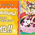 【お知らせ】「ハロハピレンジャーのお面」ライブ衣装の配布日が『8月9日』に決定!