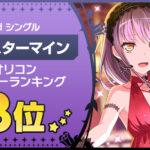 【お知らせ】Roselia 3rdシングル「熱色スターマイン」オリコン3位ランクイン記念!「スター×100」プレゼントきたー!