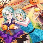 【ガルパ】紗夜×日菜のハロウィンイベントクル━━(゚∀゚)━━ッ!!(※コラ画像)