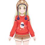 【ガルパ】こころの雪だるま描いてある服めっちゃ好きなんだけど俺だけか?
