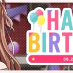 【ガルパ】8月25日は今井リサちゃんの誕生日♪お祝いメッセージ&みんなの反応まとめ!【2018】
