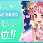 【お知らせ】Pastel*Palettesの3rd Single「もういちど ルミナス」オリコンランクイン記念!「スター×100」プレゼント!