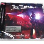 【お知らせ】THE THIRD(仮)の最初で最後のライブアルバム「THE THIRD(仮)1st ライブ」本日発売