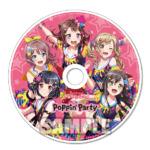 【CD情報】Poppin'Party・Roselia・RAISE A SUILENのCD3枚を対象店舗で同時購入するとサンプラーCD1枚がもらえる同時購入特典の施策が決定!