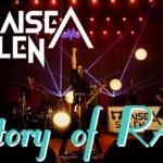 【お知らせ】RAISE A SUILENの今までの歩みを1本の動画にまとめた「History of RAS」公開!