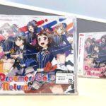 【お知らせ】Poppin'Party最新シングル「Dreamers Go!/Returns」本日発売!