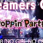 【お知らせ】「NO GIRL NO CRY」ライブ映像第3弾!Poppin'Party 「Dreamers Go!」ライブFull映像公開!(※動画)
