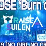 【お知らせ】RAISE A SUILEN「EXPOSE 'Burn out!!!'」ライブFull映像公開!(※動画)