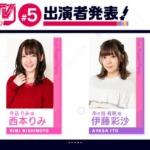 【お知らせ】「バンドリ!TV LIVE 2020」 #5 出演者発表!西本りみさん(牛込りみ役)、伊藤彩沙さん(市ヶ谷有咲役)!