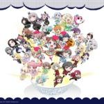 【ガルパ】「ガルパ☆ピコ ~大盛り~」のキービジュアルに『Morfonica』と『RAISE A SUILEN』が追加!(※画像)