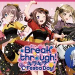 【速報】10/8(木)、9(金)開催ポピパ 単独ライブ「BanG Dream! 8th☆LIVE『Breakthrough!」」キービジュアル初公開!