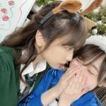【ガルパ】愛美さんがまた女の子抱いてる…(※画像)